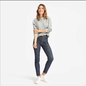 [Everlane] Denim Jean High Rise Ankle Pants 31